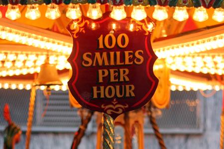 100 smiles