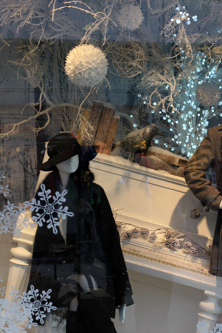 arnotts window display december 2012