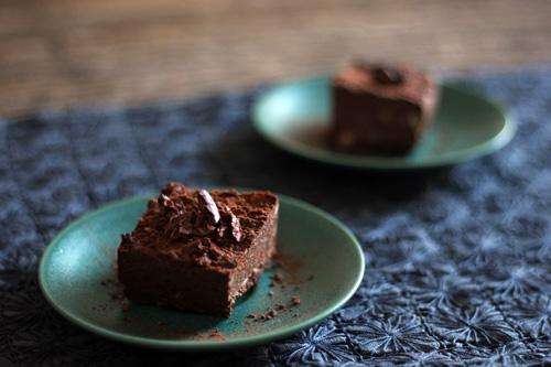 raw food brownies 2