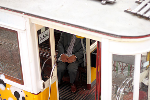 lisbon tram 2