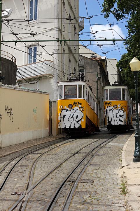 lisbon tram 3