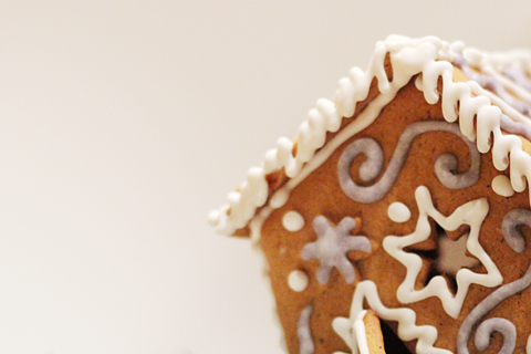 ginger bread house 3