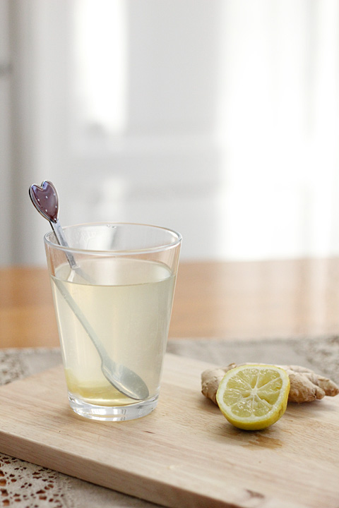 ginger lemon drink 4