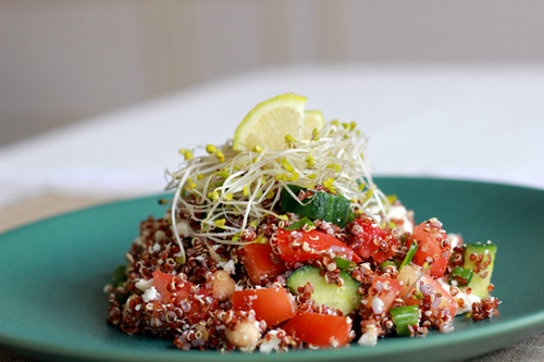 quinoa salad 3