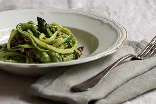 courgette pasta 2